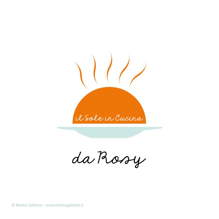 Rivisitazione del logo di una societ di catering for Cucina logo